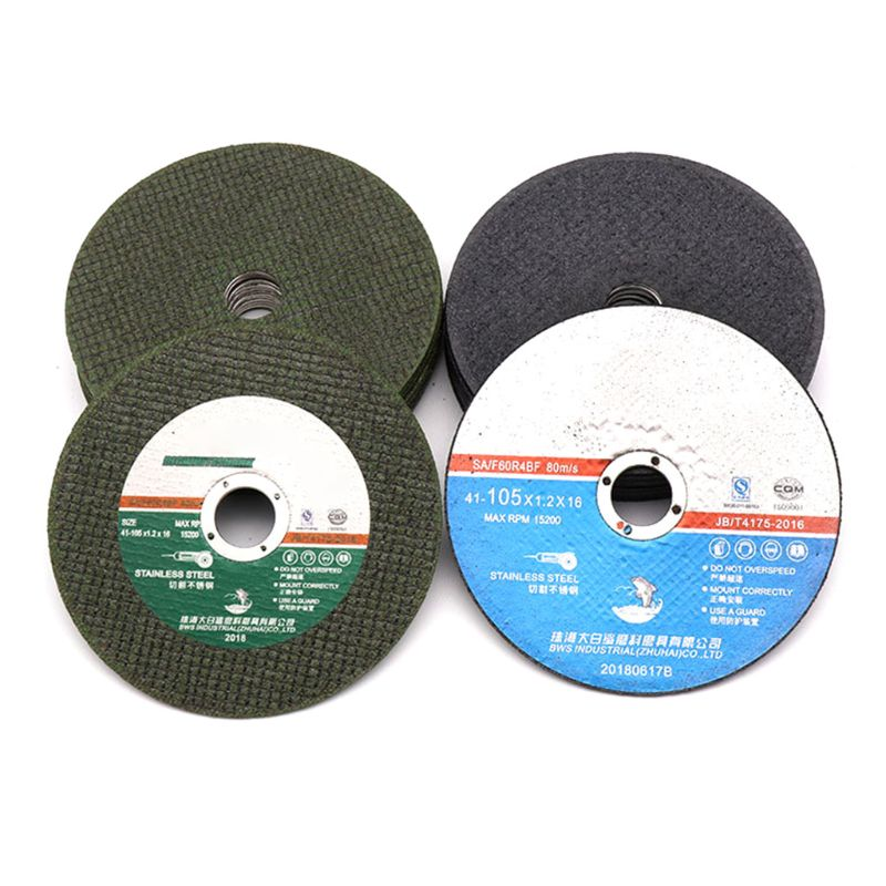 5 шт., шлифовальный диск D08F для металла, 4 дюйма
