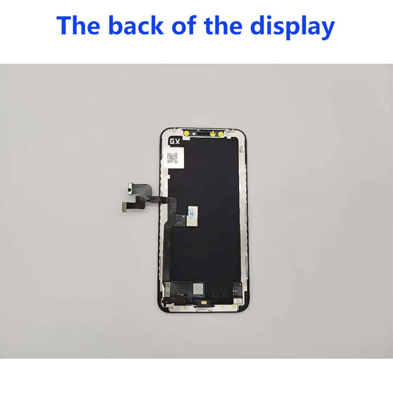 OLED for iPhone X AAA+++ LCD Display for iPhone XR XS Max 11 LCD Screen Replacement for iPhone 11 Pro Max with 3D Touch Assembly enlarge