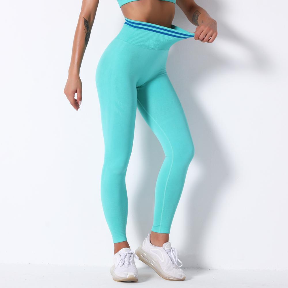Одежда для занятий фитнесом отжиманий спортивные брюки женские бесшовные Легинсы штаны для йоги осенние кроссовки спортивные колготки тре...