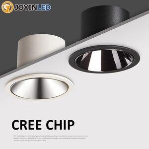 Встроенный Светодиодный точечный светильник фон светодиодный настенный светильник потолочный светильник на базе COB светильник COB светодиодный коридорный пролет светильник светодиодный потолочный светильник для Гостиная Спальня