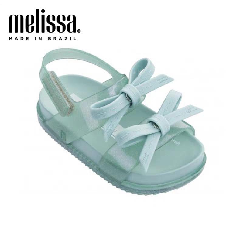 Mini melissa praia slide sandália menina menino geléia sapatos sandálias 2020 sapatos de bebê melissa sandálias para meninas crianças sapatos geléia