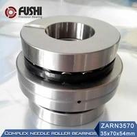 zarn3570 tn combination needle bearings 357054mm 1 pc axial radial roller zarn 3570 tv bearing arnb3570 tarn3570