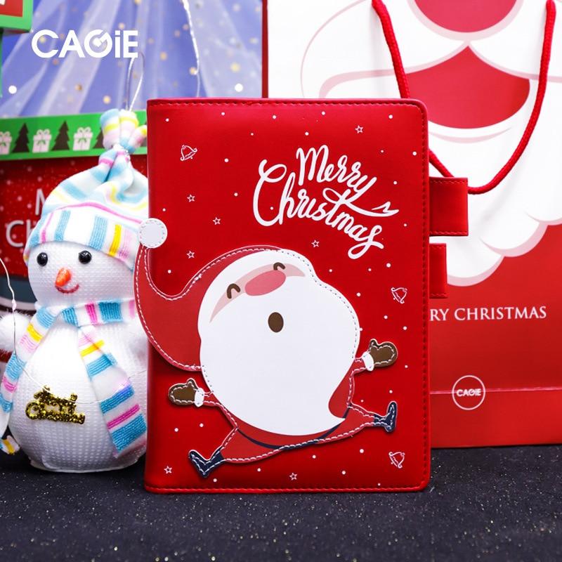 Christmas Diary Notebook A5 Journal Notepad Wonderful Festival Gift Agenda Planner Organizer Office School Sketchbook Note Book