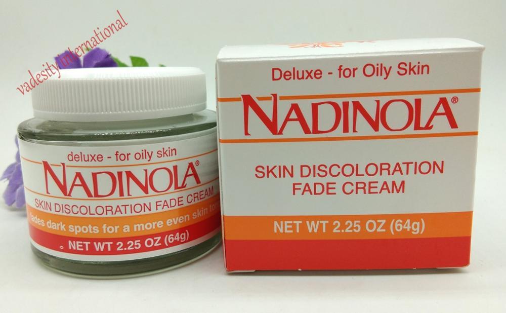Nadinola fade cream oily skin 64g