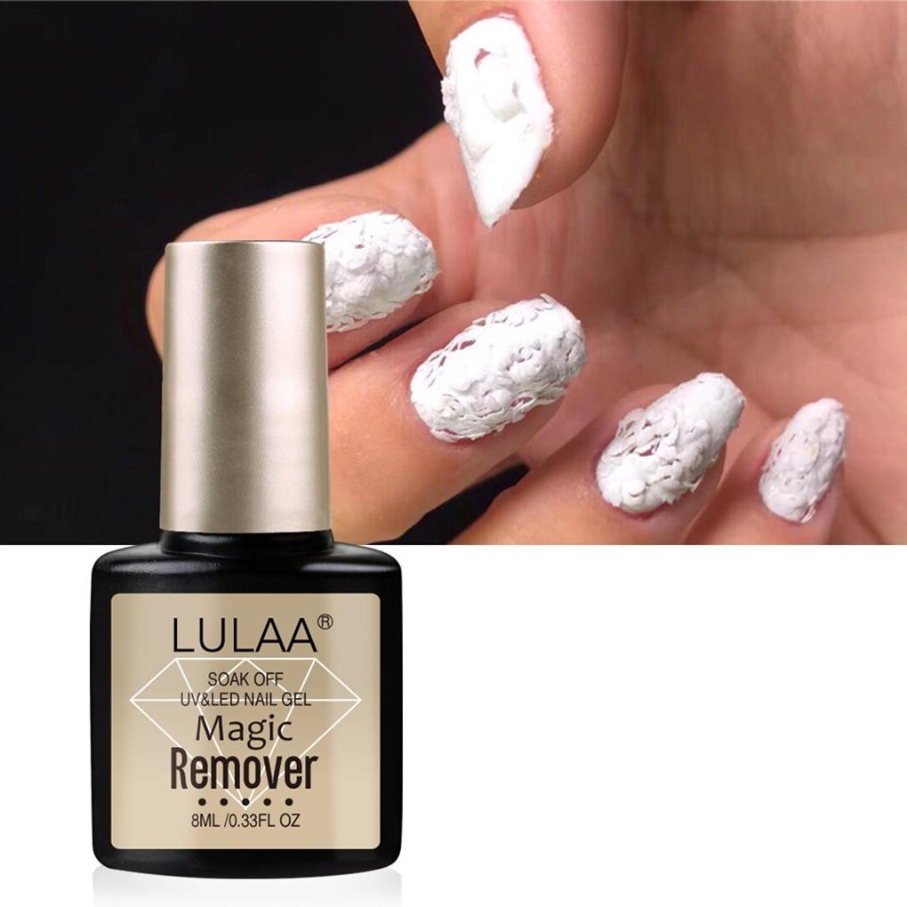 Soak Off UV LED Nail Gel Polish Burst Remover Nail Polish Remover Gel Nail Degreaser Cleaner Gel Lak