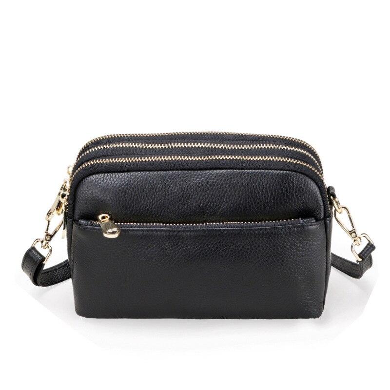 امرأة الكتف حقيبة السيدات رسول حقائب جلد طبيعي رفرف حقيبة صغيرة Crossbody أكياس الإناث مربع حقيبة Bolsas الأنثوية ساكو