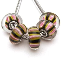 jgwg3086 5x 100 authenticity s925 sterling silver beads murano glass beads fit european charms bracelet diy jewelry lampwork