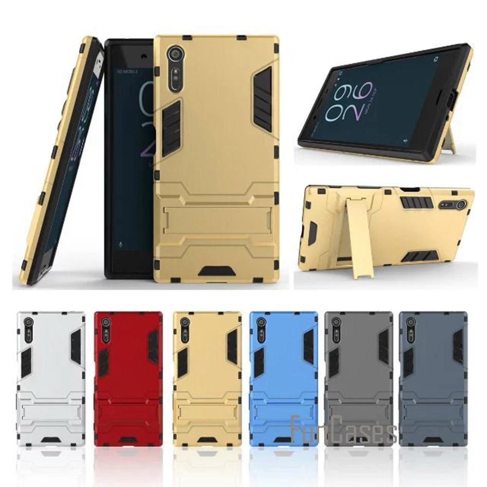 Для sony Xperia XZ чехол 5,2 дюймов роскошный силиконовый пластиковый грязеотталкивающий защитный чехол для телефона чехол s для sony XZ F8332 Coque