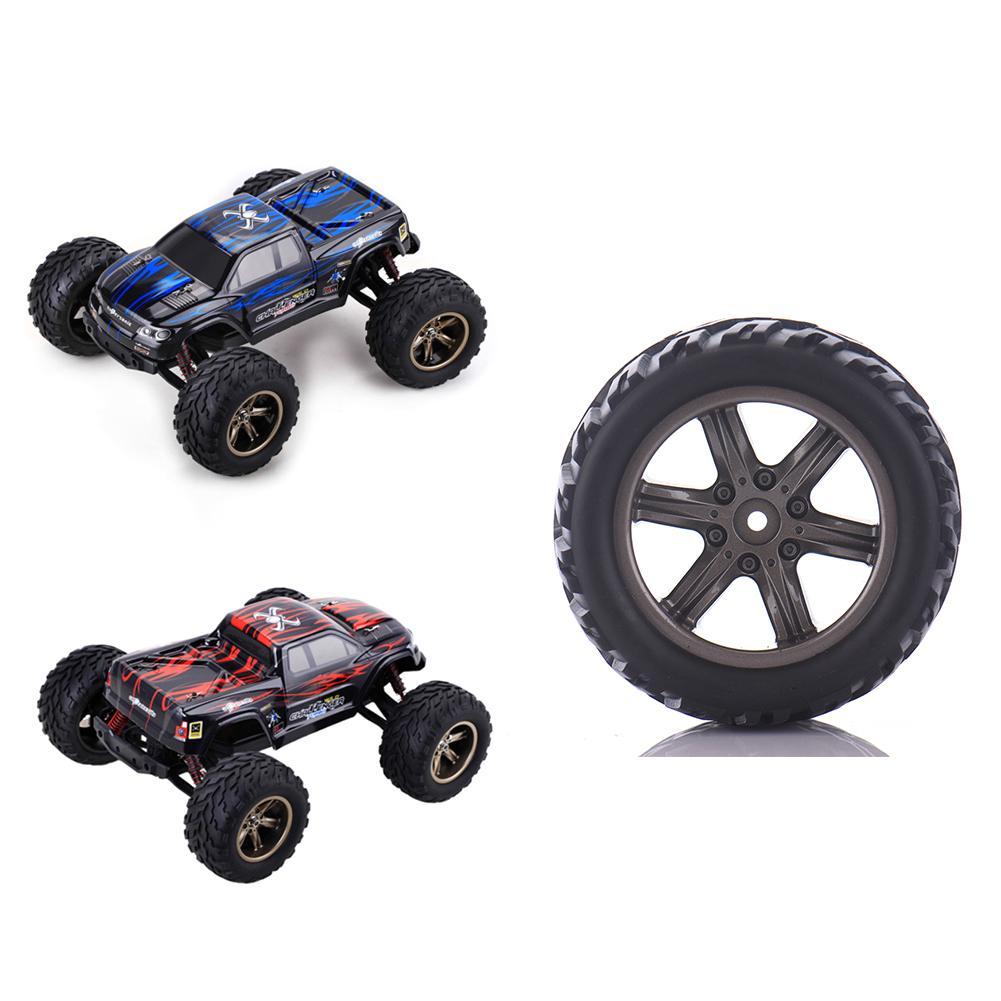 1 пара из 15-ZJ01 автомобильные шины с губкой автомобиля Запчасти для S911/9115 RC автомобиль колеса грузовика аксессуар запасные Запчасти