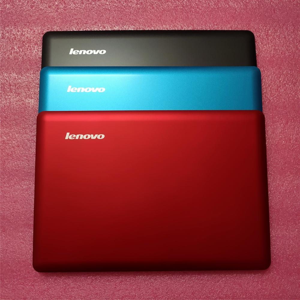 OEM Lenovo-غطاء خلفي LCD للكمبيوتر المحمول U410 ، غطاء خلفي جديد للكمبيوتر المحمول ، أحمر ، أزرق ، رمادي ، بدون لمس ، 3CLZ8LCLV30 3CLZ8LCLVG0 3CLZ8LCLVF0