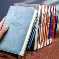 360 pages super thick a5 journal notebook daily business office work notebook simple thick college office diary school supplies