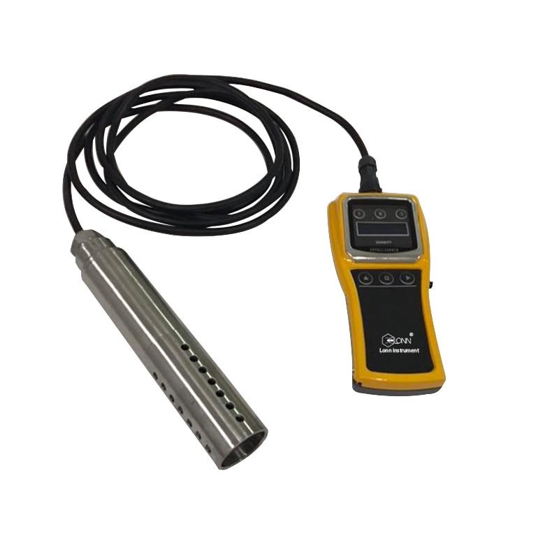 Medidor Digital de densidad líquida densitómetro portátil de mano