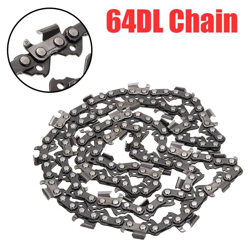 16 Inch 325 Pitch 64DL Chainsaw Saw Chain Blade Wood Cutting Chainsaw Parts Chainsaw Saw Mill Chain Replacement