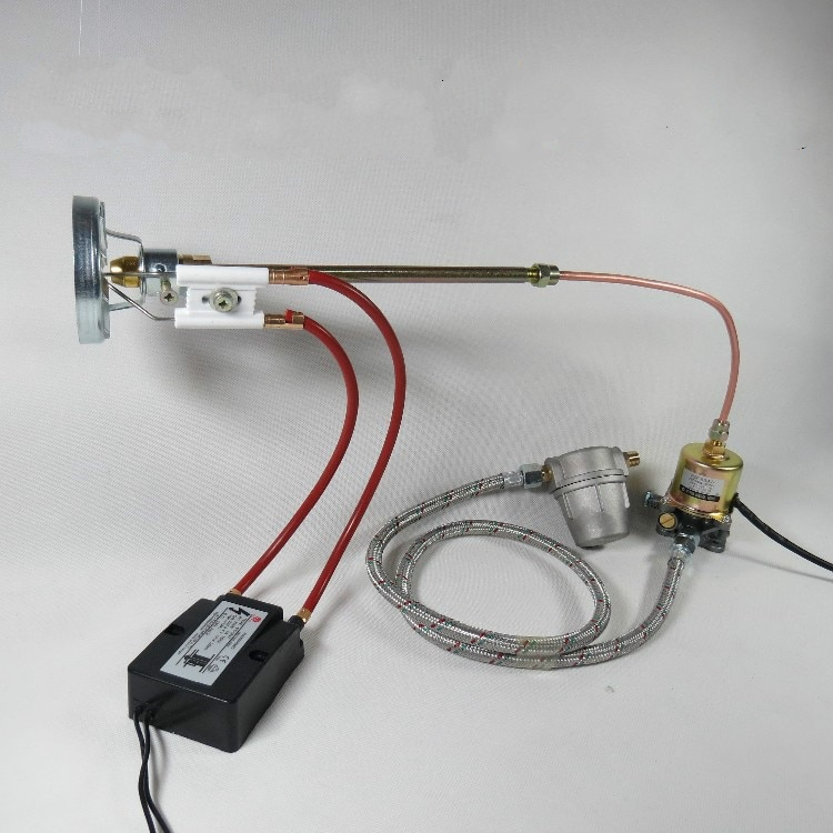 Bioparticle バーナー点火システム点火噴射装置電磁ポンプ高圧パック着実炎