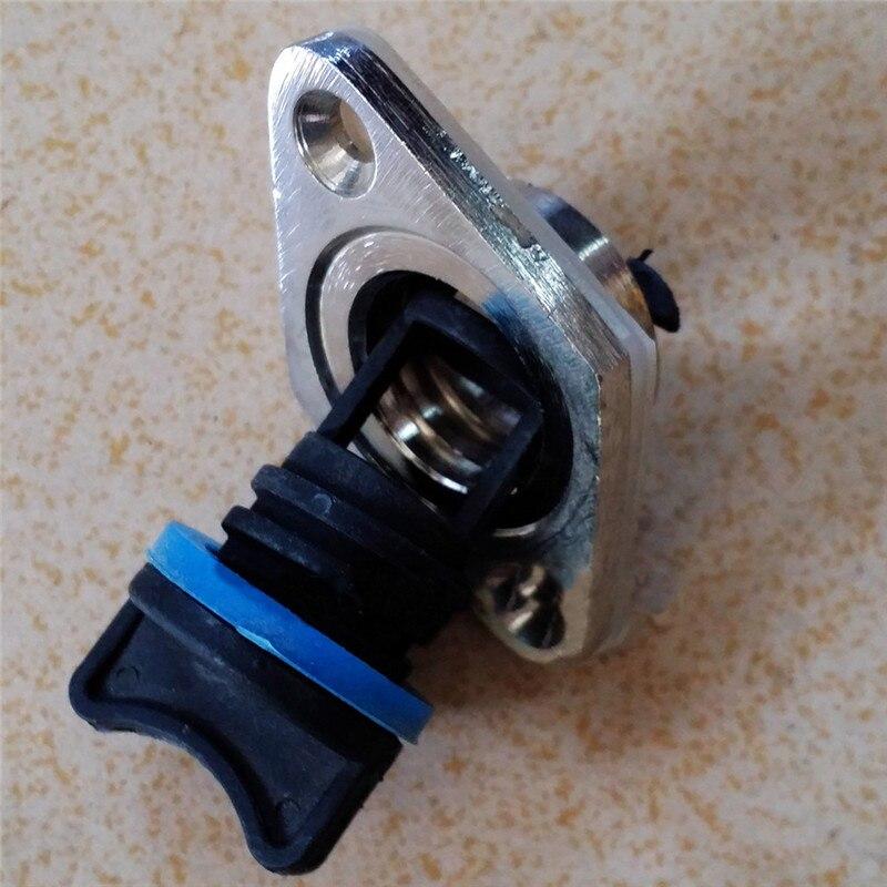 Válvula de drenagem de substituição universal barco marinho caiaque bote bung soquete tipo parafuso multi finalidade acessórios do barco