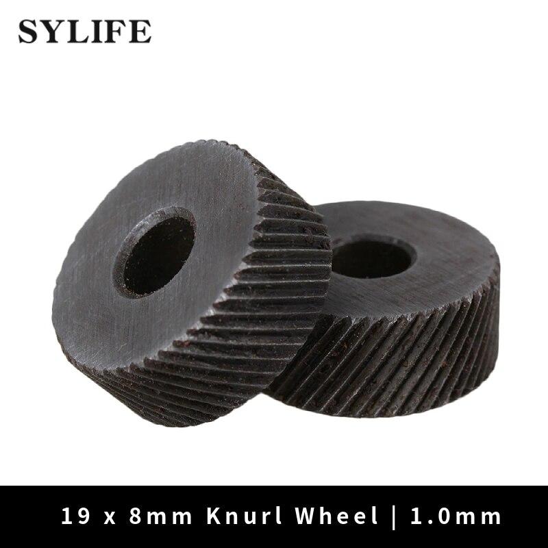 AliExpress - 2x Silver 1mm Anti Slip Diagonal Coarse Knurling Wheel for Metal Lathe