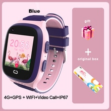 LT31 4G Kids Smart Watch WIFI GPS Tracker baby phone watch SOS HD Video Call Touch Screen IP67 Water