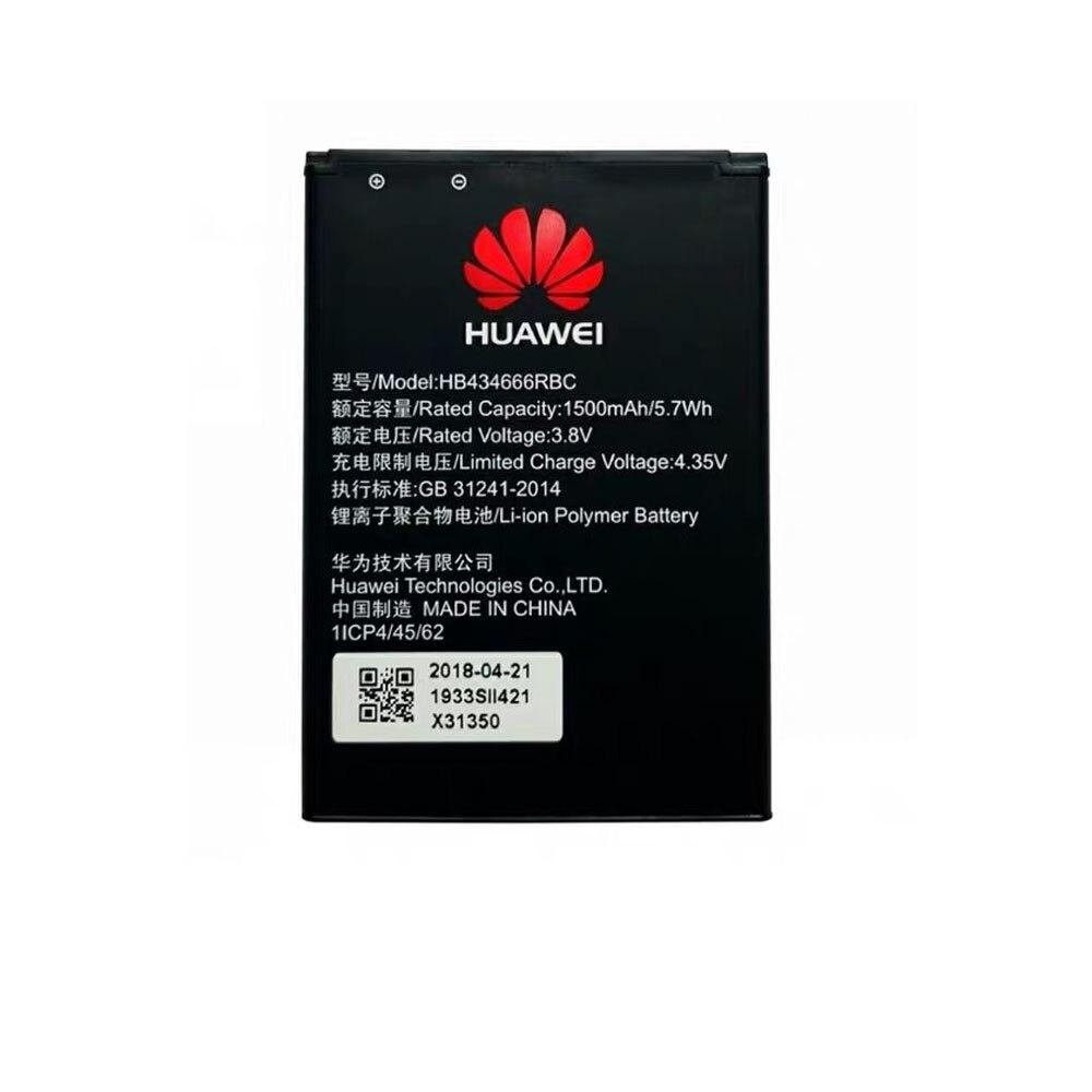 Huawei 4g roteador modem 1500 mah bateria hb43466rbc para huawei e5573 e5573s