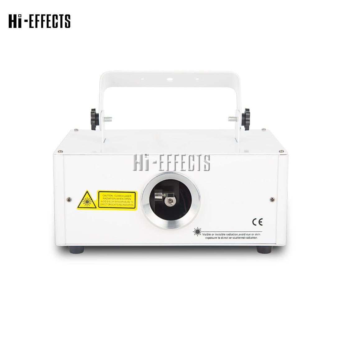 500MW RGB واحد رئيس لين ماسحة ضوئية بالليزر DMX الرسوم المتحركة العارض المرحلة الإضاءة تأثير