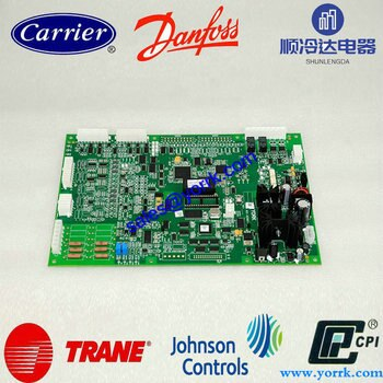 YORK chiller spare parts 031-02507-100 CONTROL MUSTANG VSD LOGIC BOARD