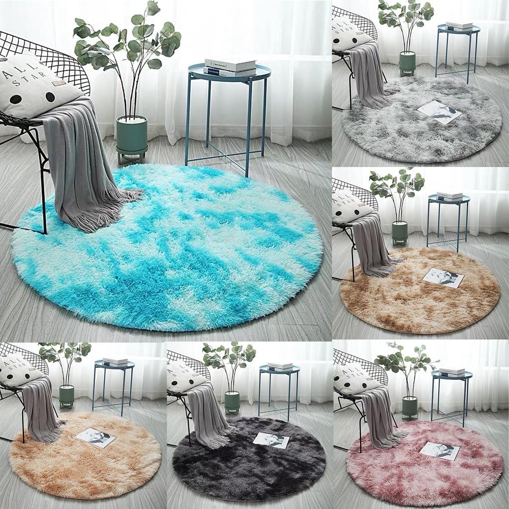Alfombra para el hogar alfombra Ultra suave moderno alfombras peludas para la habitación del hogar alfombra de felpa decoración de suelo alfombra para la decoración del dormitorio alfombras para la sala de estar