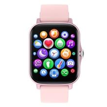 Y22 New Men Smart Watch Women 1.72 inch Waterproof Fitness Bracelet Heart Rate Sleep Monitor Smartwa