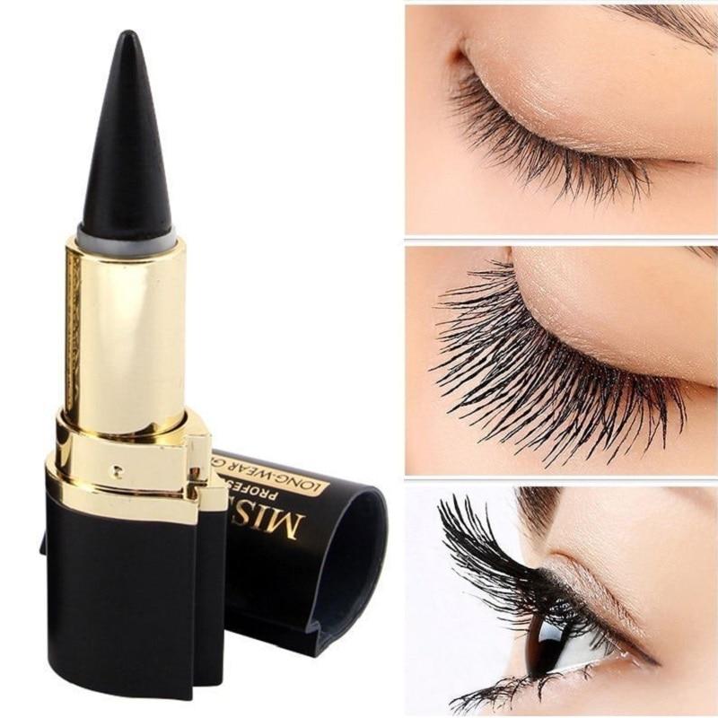 AliExpress - 1PCS Natural Black Eyeliner Cream Waterproof Long-lasting Quick Dry Eye Liner Pen Makeup Tools Eyeliner Pencil Cosmetics