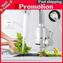Water Heater Tap Kitchen Faucet Instantaneous Water Heater Shower Instant Heaters Tankless Water Hea