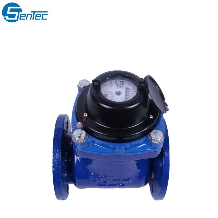 SWMG400 الصناعية السائبة أفقي LXLC ولتمان نوع عداد المياه