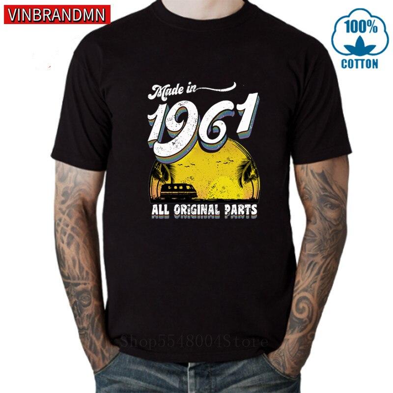 Camiseta de algodón para hombres y mujeres, camisa Vintage de calle, regalo...