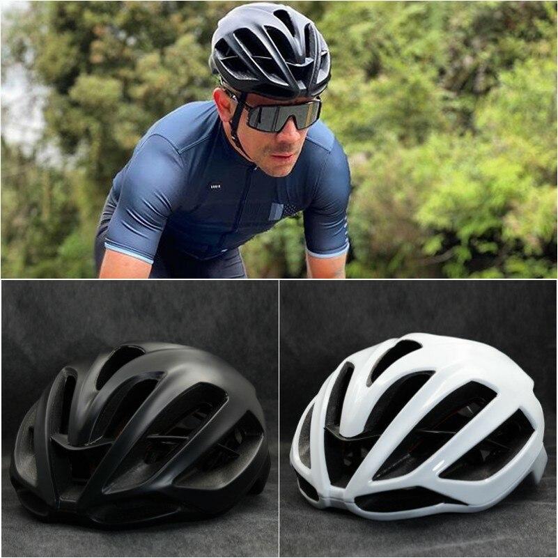 USA TOP Brand Bicycle Helmet Red Aero Road Bike Helmet Mtb Cycling Helmet Safety Sport Cap Capacete Ciclismo Casque Peter