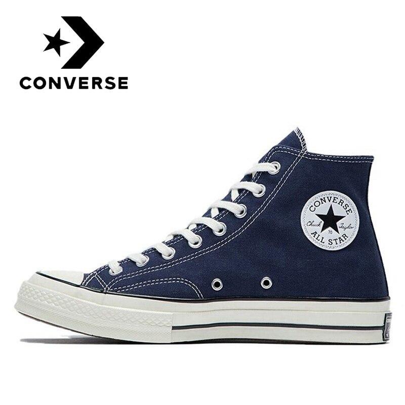 Nova chegada original converse-chuck 70 unissex skateboarding sapatos de lona tênis confortável jogging sapatos de lona de alta qualidade