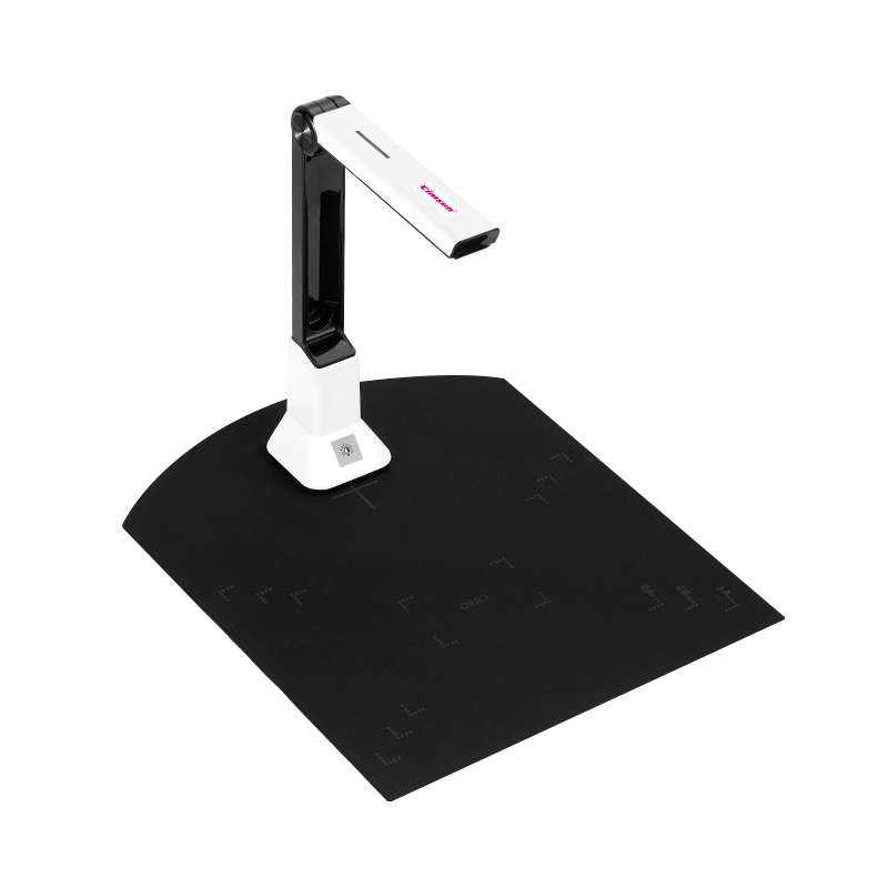 New version Scanner T580X Book & Document Camera CimFAX, 5 Mega-pixel, Capture Size A4, English Software, for office, teaching