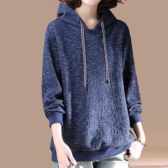 Свободный Повседневный пуловер с капюшоном большого размера, свитер, пальто, Женское пальто на осень/зиму, Новое Стильное пальто, толстовка ...