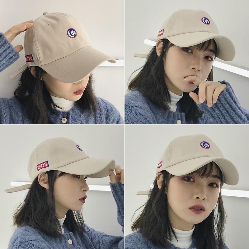Cotton Baseball Cap for Women and Men Fashion Snapback Cap Unisex Hip Hop Hats Embroidery Summer Sun Hats Gorras недорого