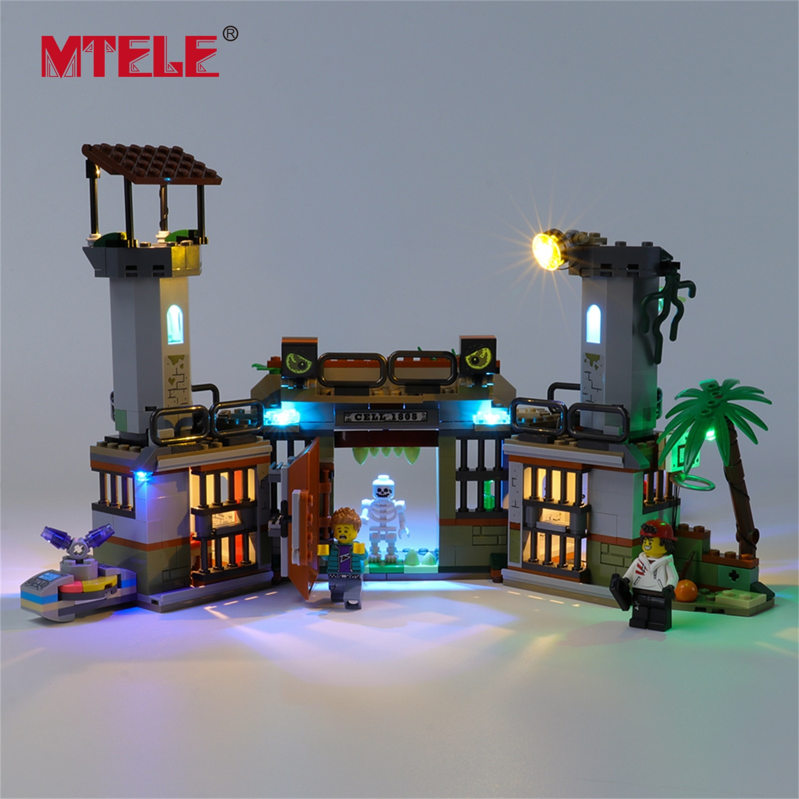 MTELE бренд светодиодный светильник комплект для 70435