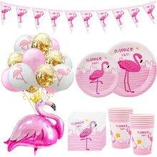 Hawaii Party Luau Flamingo Party Dekorationen Ananas Sommer Tropical Party Liefert Hawaiian Geburtstag Party Decor Hochzeit