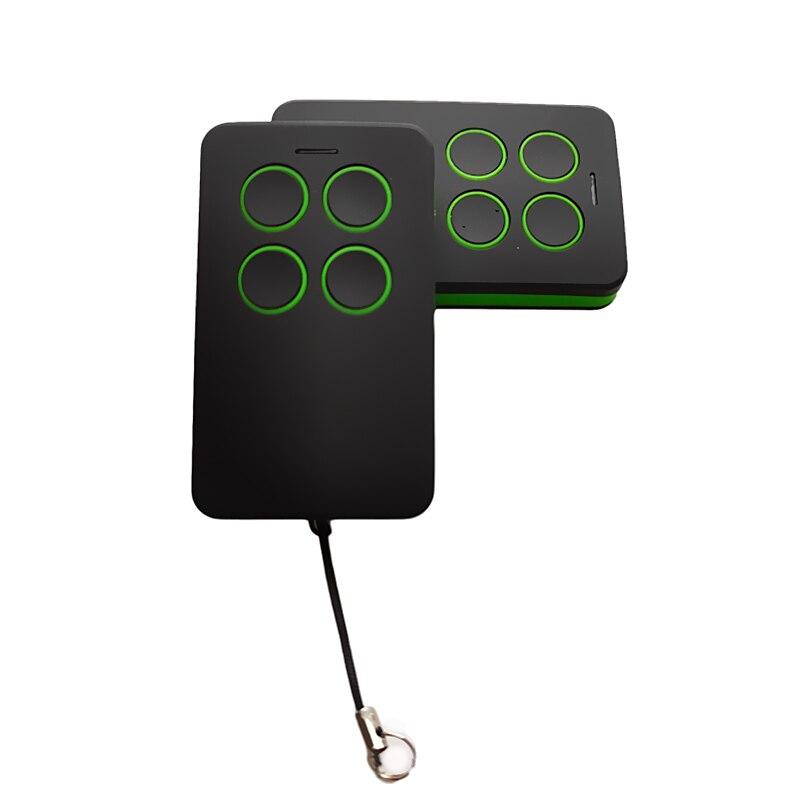 TAU 250-SLIM, TAU 250-K-SLIM compatible remote control transmitter 280-868mhz