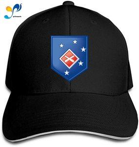 U.S.M.C Artillery Battalion Vinyl Transfer Men Cotton Classic Baseball Cap Adjustable Size