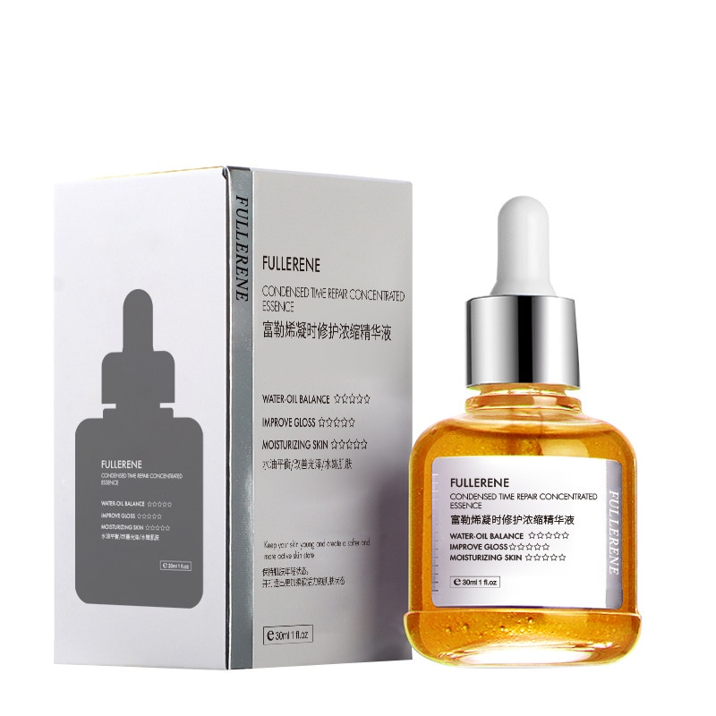Fullerene 30ml Serum Facial Skin Care Anti Wrinkle Serum Collagen Serum Anti Aging Serum Face serum lifting visage недорого