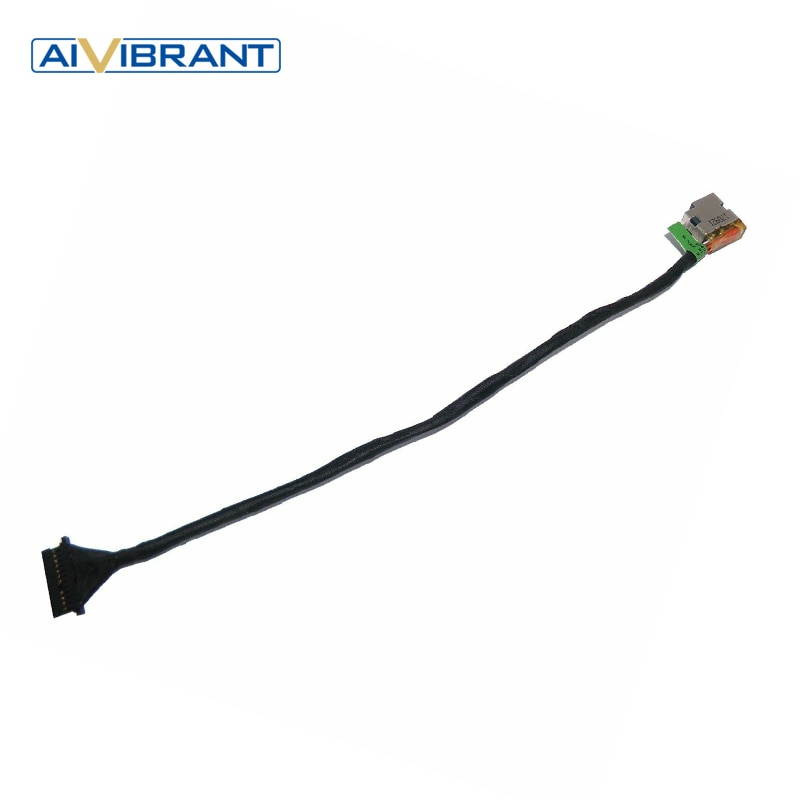 DC Power Jack Connector W/Cable For HP 938137-001 931442-F20 931442-S20 931442-T20 931442-Y20 CBL008