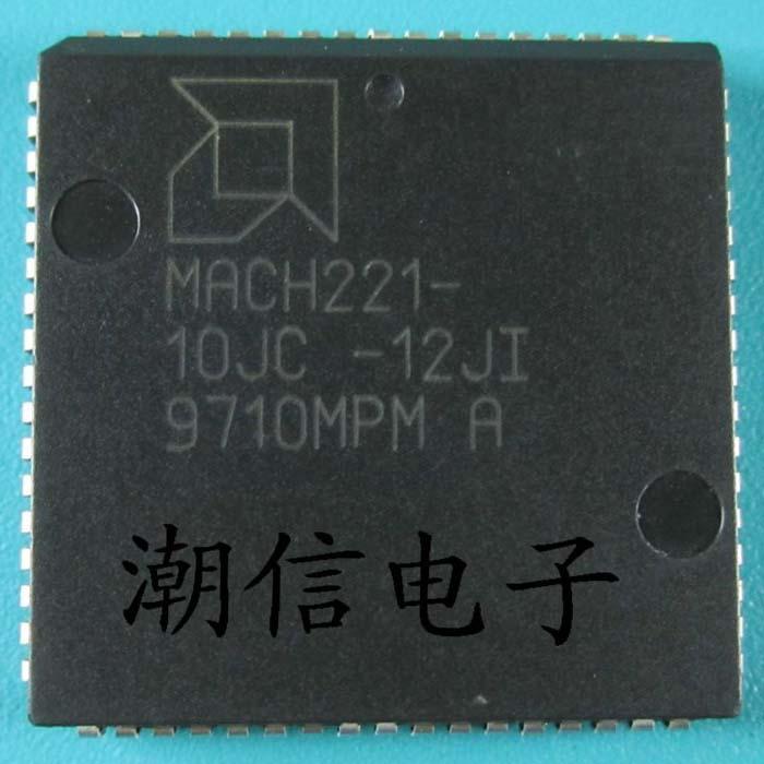 10cps MACH221-10JC-12JI PLCC-68
