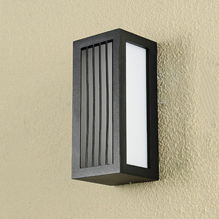 15w Square Villa Garden Balcony Wall Light Outdoor Engineering Hotel Stairs Aisle Porch Lights Terrace Front Door Wall Lamp
