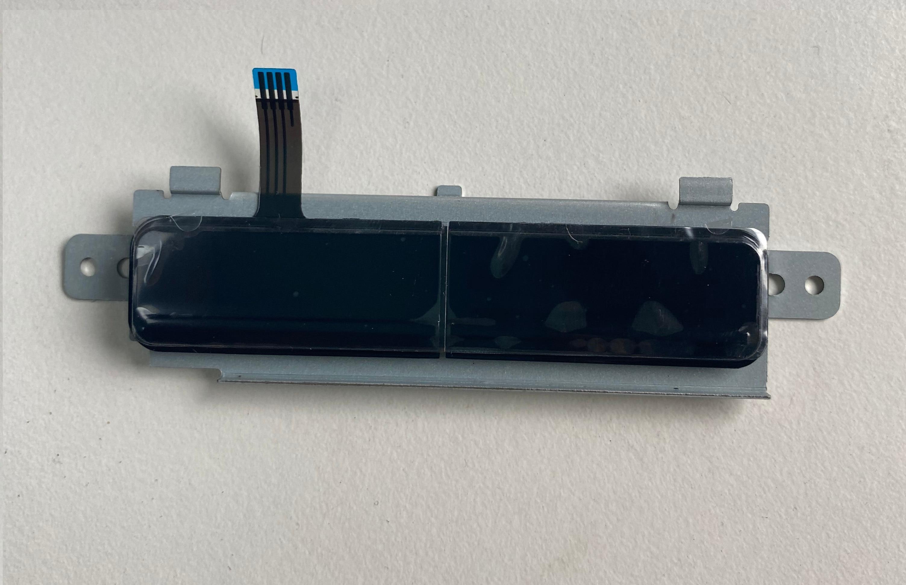 1 Uds nuevo Original botón Assy para Dell Inspiron 1545 1525 notebook Botón izquierdo y derecho 60 4AQ10.011 shell botón