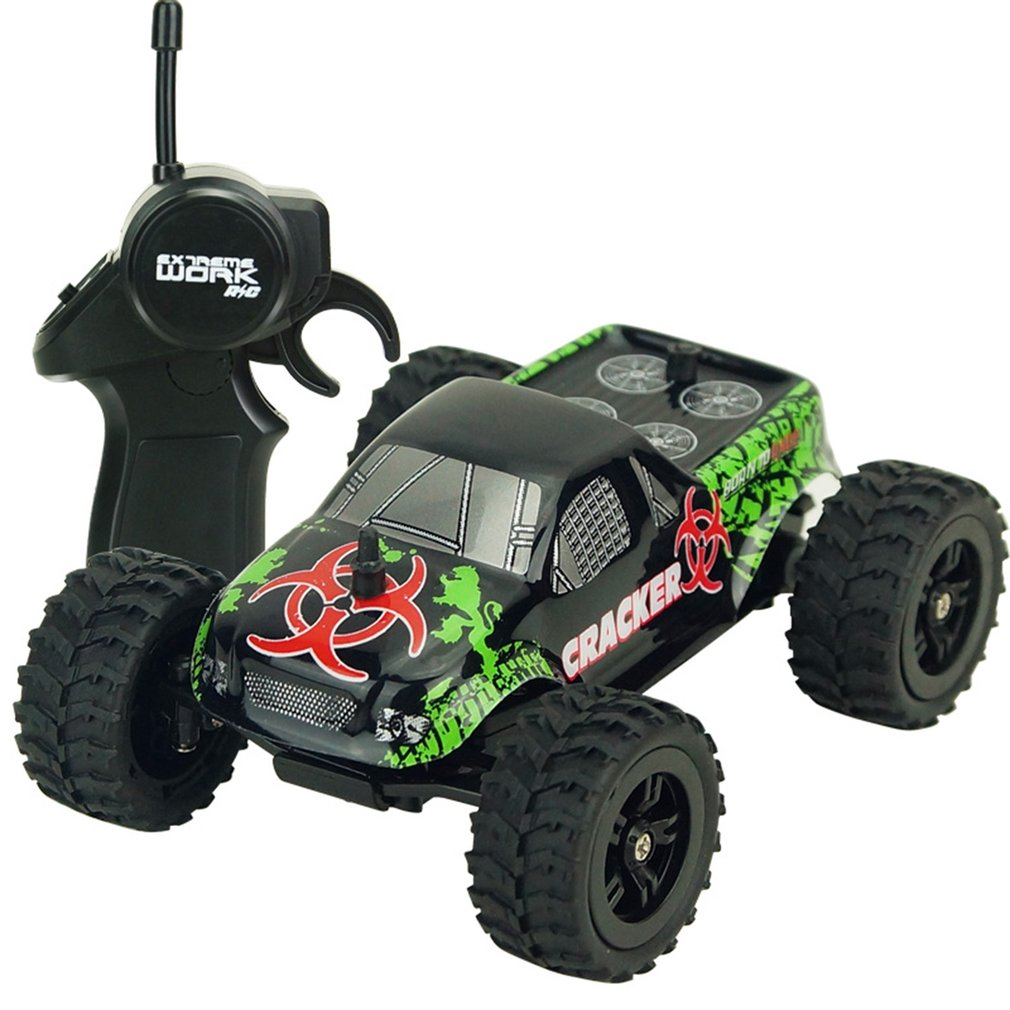 1:32 Full Scale 4CH 2WD 2.4GHz Mini Off-Road RC Racing Car Truck Vehicle High Speed 20km/h Remote To