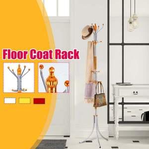 69inch Metal Stand Coat Rack for Kids Adult Tree Hat Jacket Umbrella Cloth Hanger Holder Storage Rack Living Room Furniture