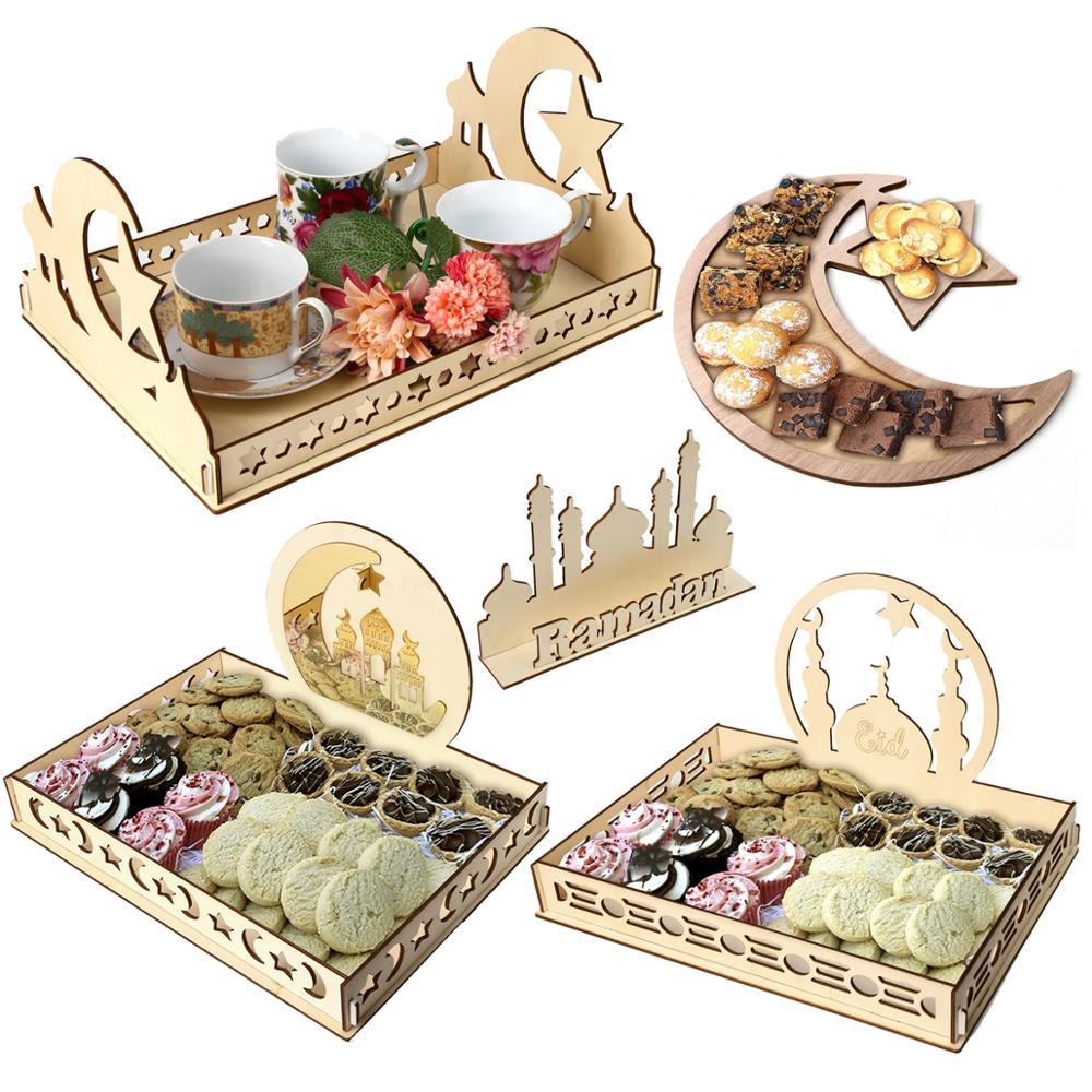 Деревянный поддон для выпечки хлеба QIFU, коробка для хранения конфет, коробка для хранения еды, поддон для конфет на свадьбу, инструменты для выпечки и кондитерских изделий