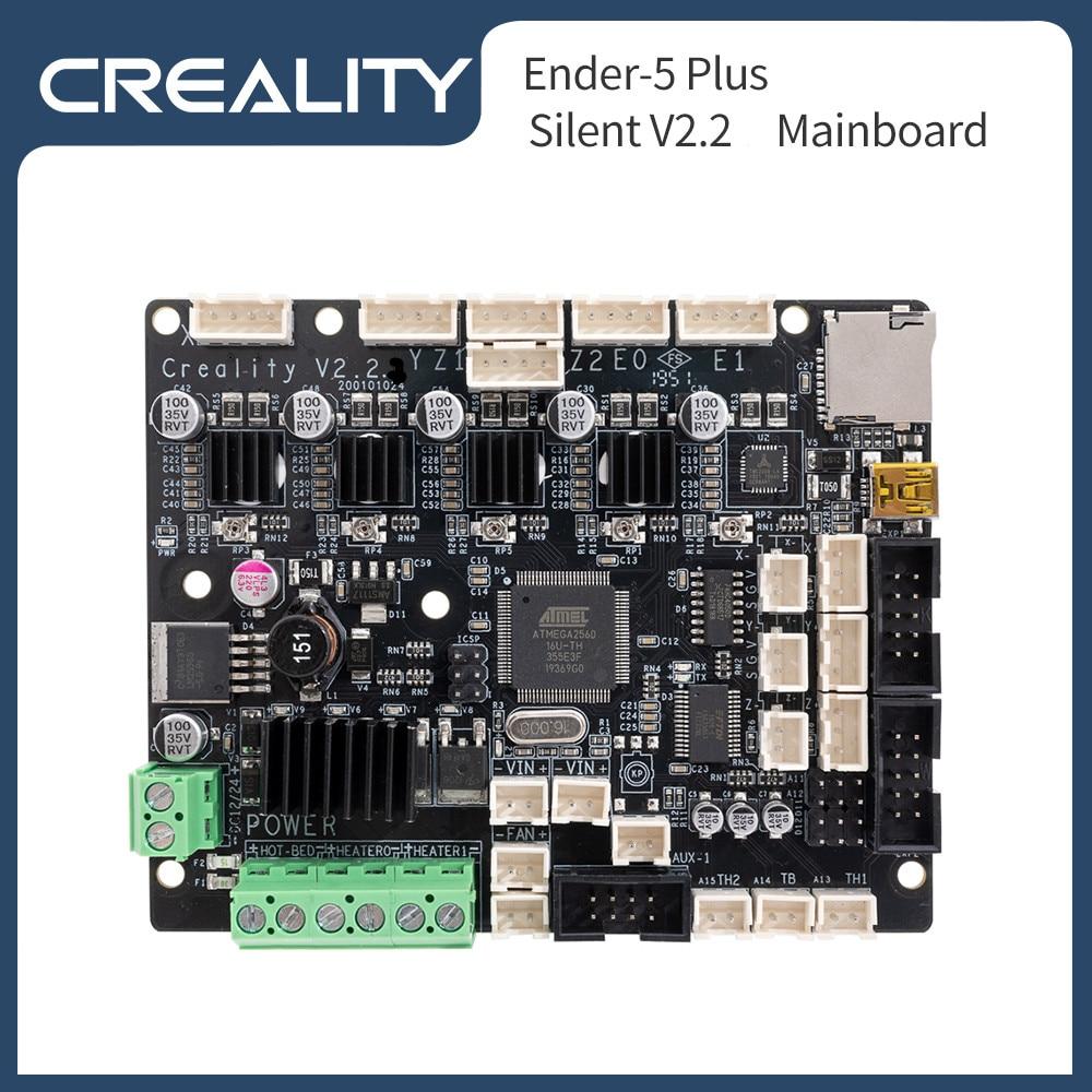 Original Factory  Creality 3D Newest Ender-5 Plus Silent Mainboard For Ender-5 Plus 3D Printer