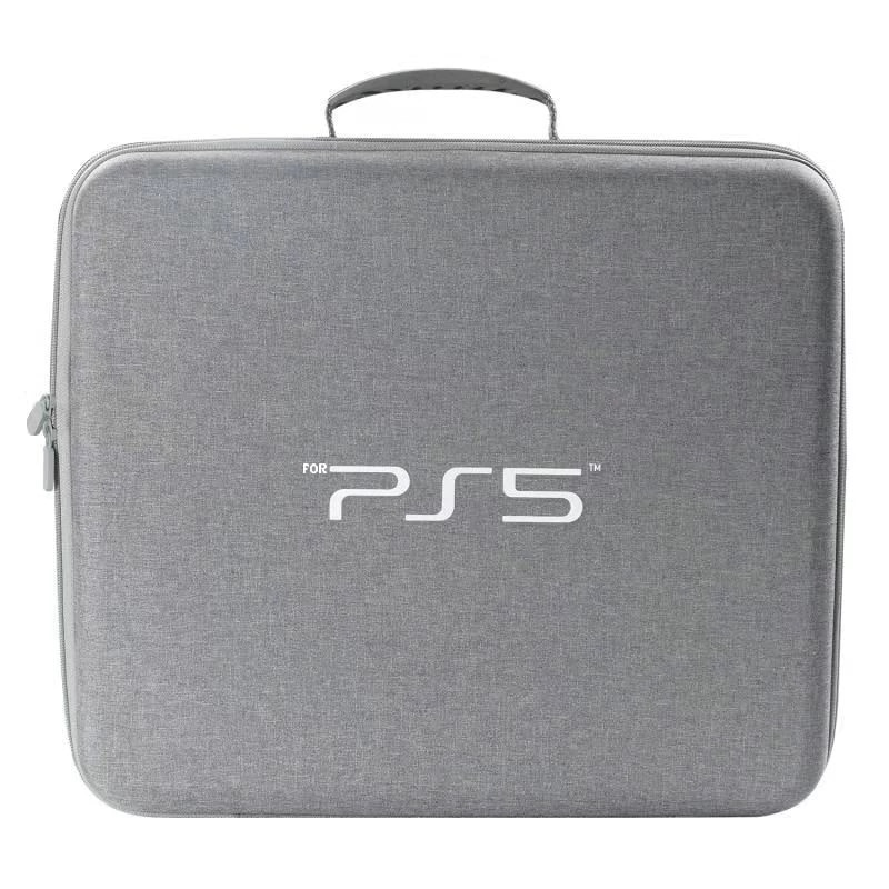 Handbag For PS5 Console Protective Bag Adjustable Handle Bag For PS5 Travel Carrying Case