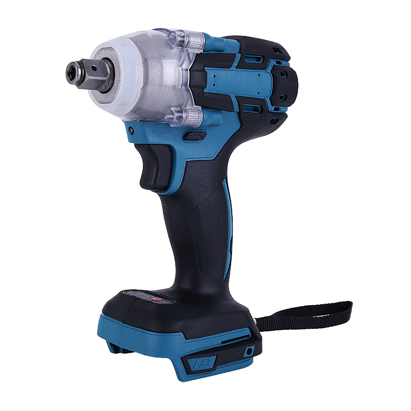 For makita 18V Battery Impact Wrench Electric Screwdriver Cordless Brushless Power Tool Without Battery Accessories Multitool